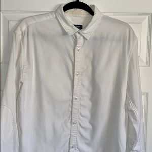 Zara Young large cotton button down